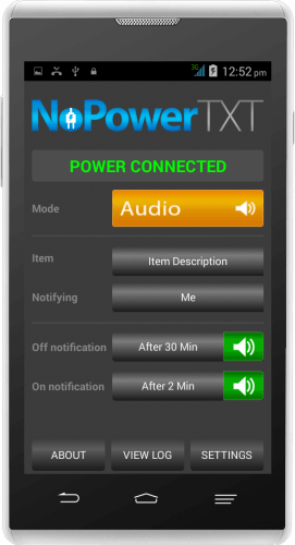 NoPowerTXT Remote Mode Changing